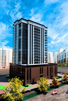 Административно-жилой комплекс г Нур-Султан